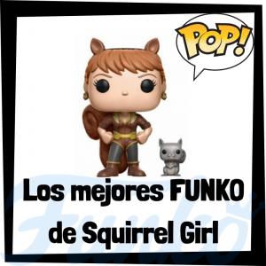 Los mejores FUNKO POP de Squirrel Girl