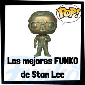 Los mejores FUNKO POP de Stan Lee - Funko POP de personajes de Marvel