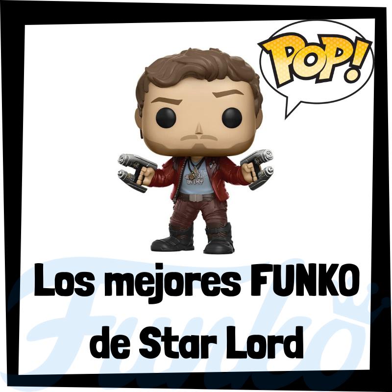 Los mejores FUNKO POP de Star Lord