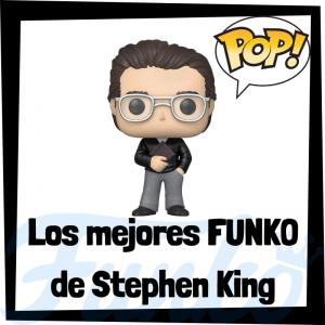 Los mejores FUNKO POP de Stephen King - Los mejores FUNKO POP de personajes históricos - Los mejores FUNKO POP de escritores