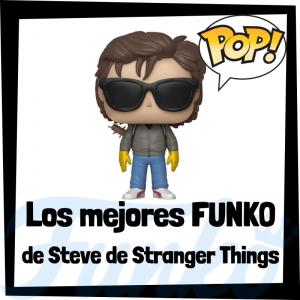 Los mejores FUNKO POP de Steve de Stranger Things - Los mejores FUNKO POP del personaje de Steve en Stranger Things - Funko POP de series de televisión