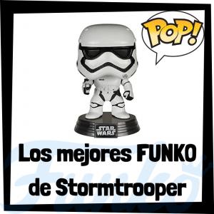 Los mejores FUNKO POP de Stormtrooper - Los mejores FUNKO POP de Star Wars - Los mejores FUNKO POP de las Guerra de las Galaxias
