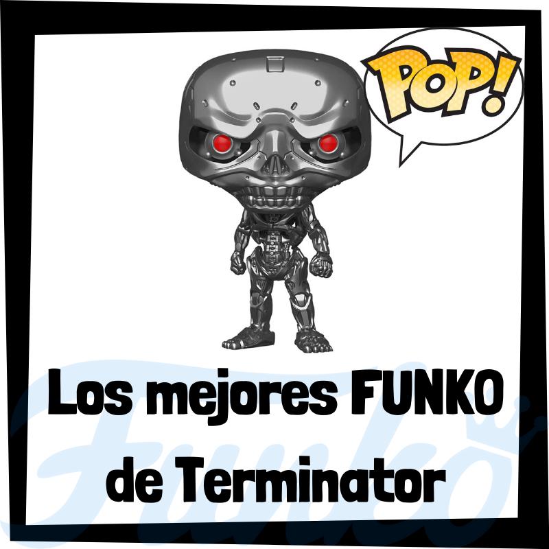 Los mejores FUNKO POP de Terminator