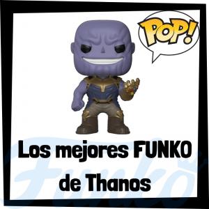 Los mejores FUNKO POP de Thanos