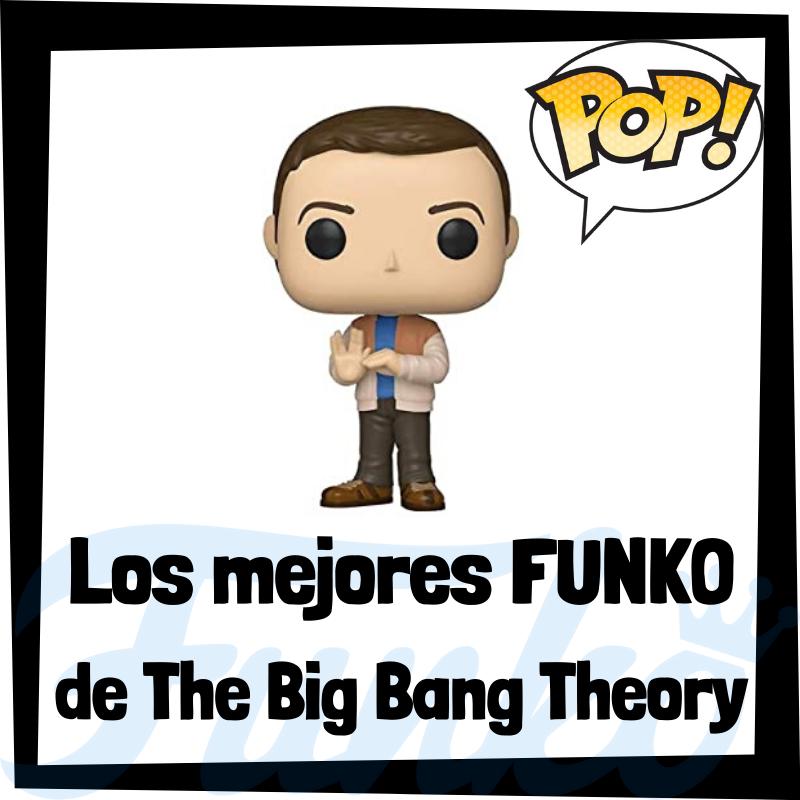 Los mejores FUNKO POP de The Big Bang Theory