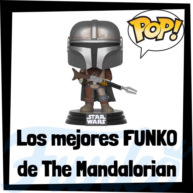 Los mejores FUNKO POP de The Mandalorian