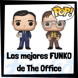 Los mejores FUNKO POP de The Office - Los mejores FUNKO POP de personajes de The Office - Funko POP de series de televisión