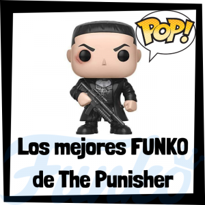 Los mejores FUNKO POP de The Punisher - Funko POP de The Defenders - Funko POP de personajes de Marvel