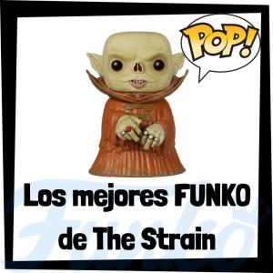 Los mejores FUNKO POP de The Strain - Los mejores FUNKO POP de personajes de la Cepa - Funko POP de series de televisión