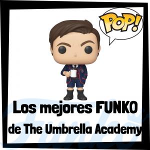 Los mejores FUNKO POP de The Umbrella Academy - Los mejores FUNKO POP de personajes de The Umbrella Academy de Netflix - Funko POP de series de televisión