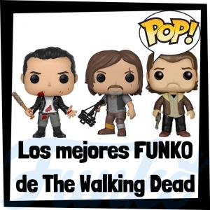 Los mejores FUNKO POP de The Walking Dead de AMC - Los mejores FUNKO POP de personajes de The Walking Dead - Funko POP de series de televisión