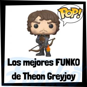 Los mejores FUNKO POP de Theon Greyjoy de Juego de Tronos - Los mejores FUNKO POP del personaje de Theon Greyjoy en Game of Thrones - Funko POP de series de televisión