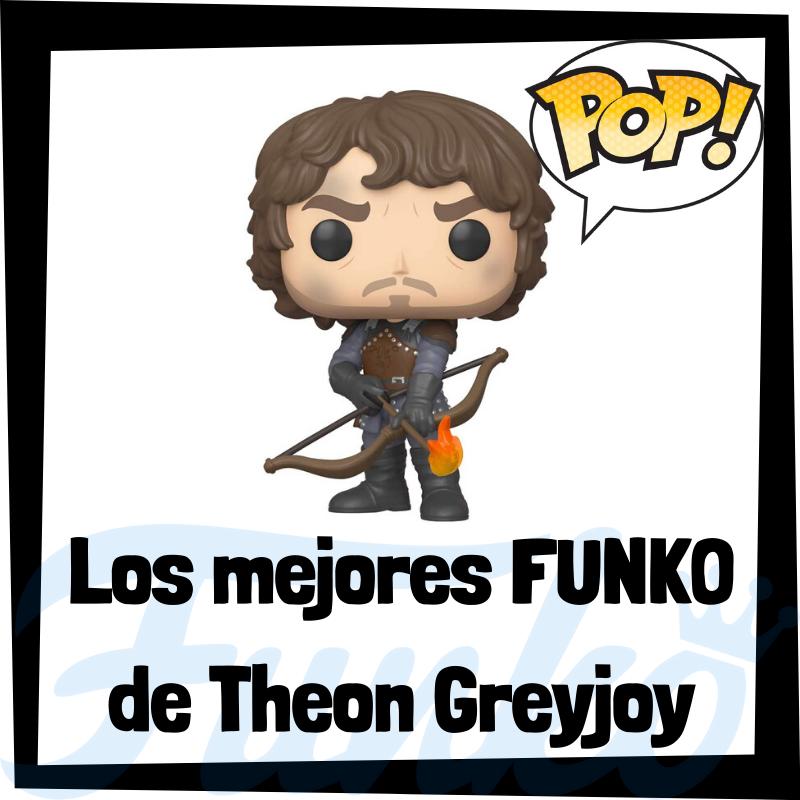 Los mejores FUNKO POP de Theon Greyjoy de Juego de Tronos