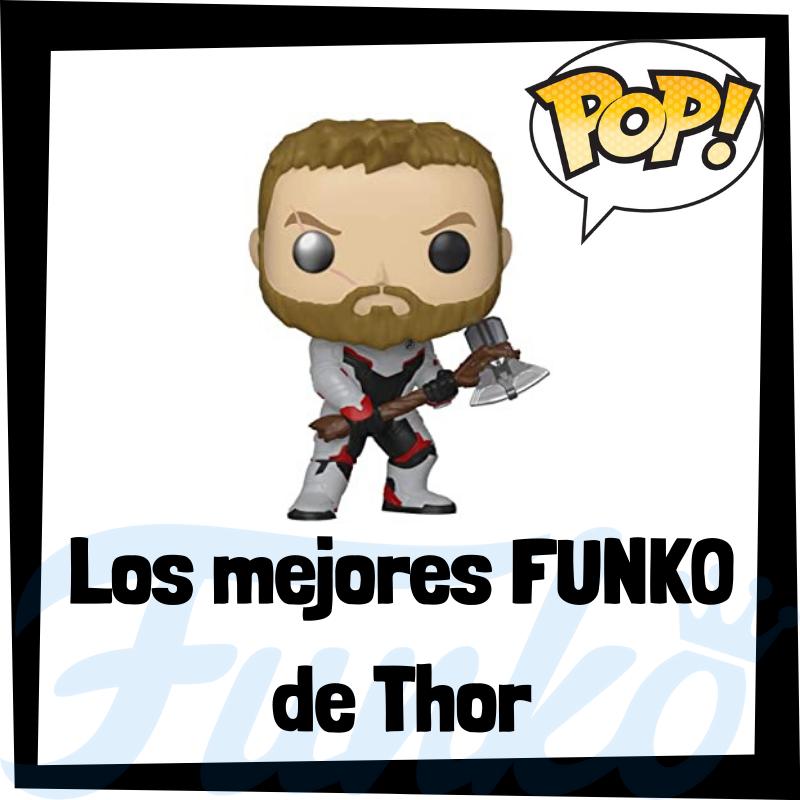 Los mejores FUNKO POP de Thor