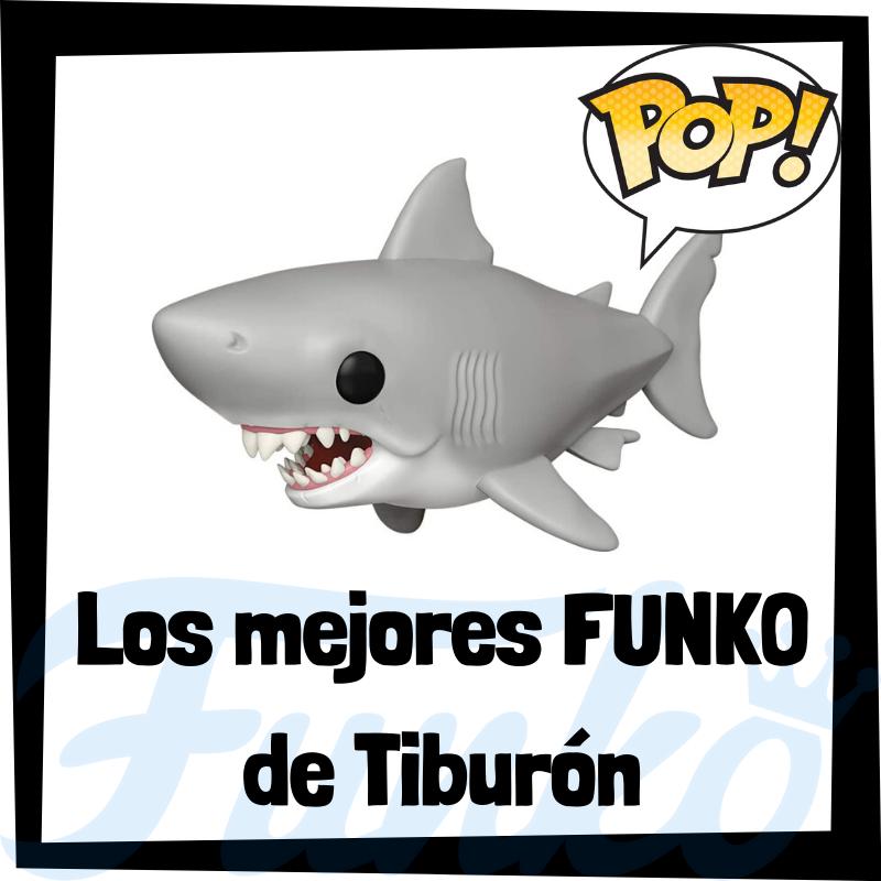 Los mejores FUNKO POP de Tiburón