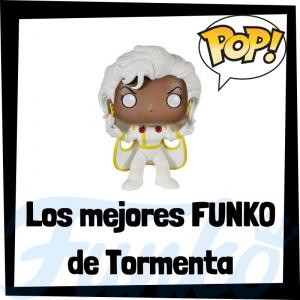 Los mejores FUNKO POP de Tormenta - Los mejores FUNKO POP de los X-Men - Funko de los personajes de los X-Men
