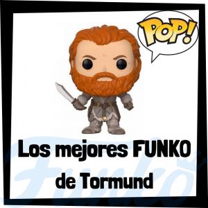 Los mejores FUNKO POP de Tormund de Juego de Tronos - Los mejores FUNKO POP del personaje de Tormund en Game of Thrones - Funko POP de series de televisión