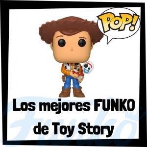 Los mejores FUNKO POP de Toy Story - Funko POP de películas de Disney Pixar - Funko de películas de animación - Funko POP de Toy Story 4