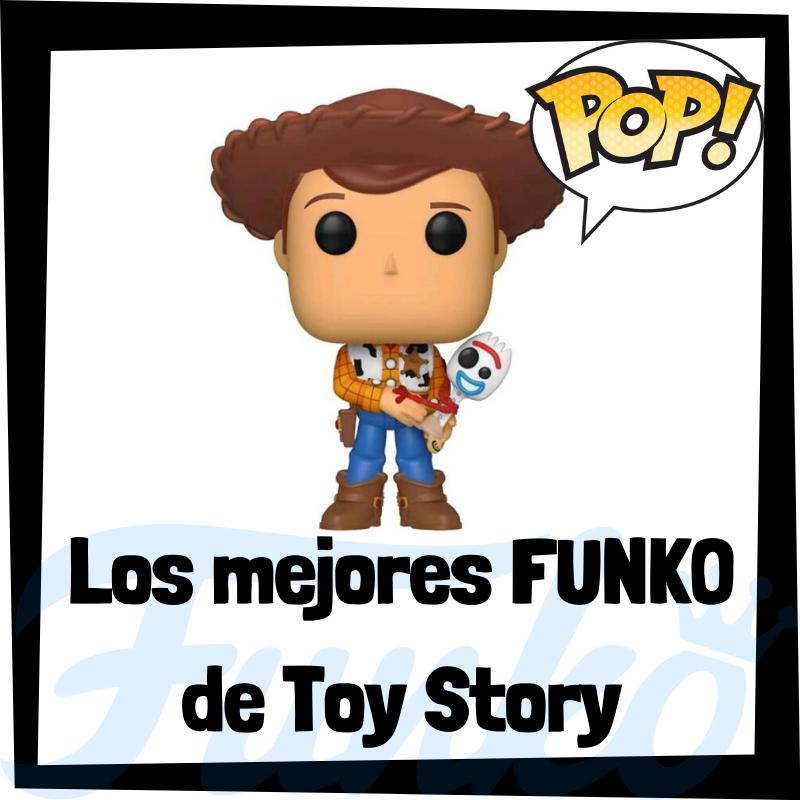 Los mejores FUNKO POP de Toy Story