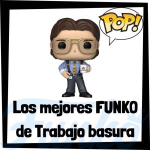 Los mejores FUNKO POP de Trabajo basura - Los mejores FUNKO POP de personajes de Office Space - Funko POP de series de televisión