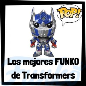 Los mejores FUNKO POP de Transformers - FUNKO POP de películas