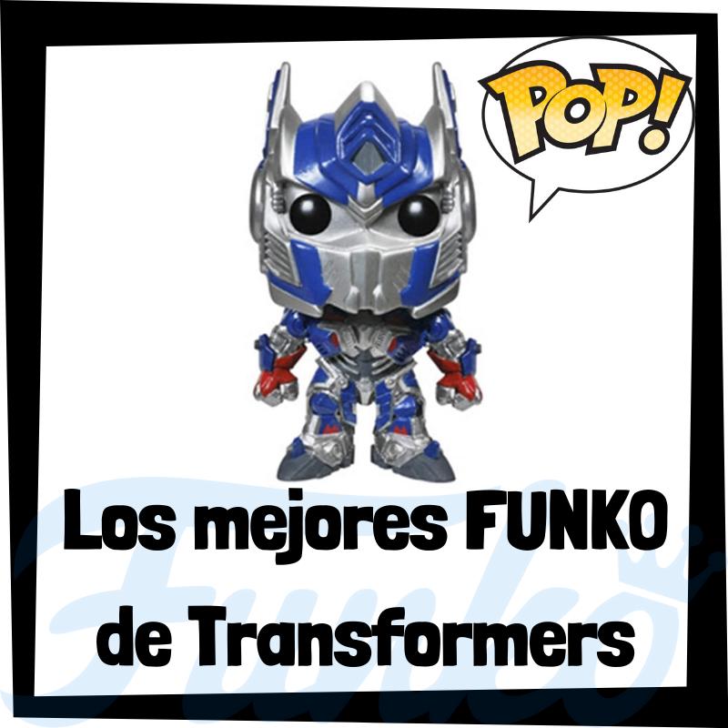 Los mejores FUNKO POP de Transformers
