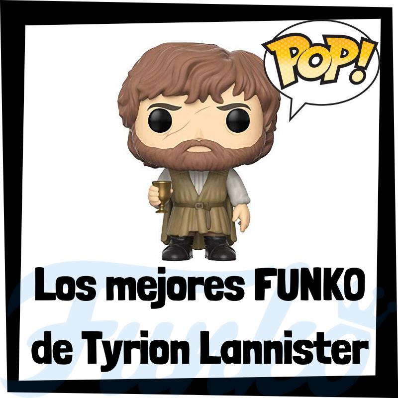 Los mejores FUNKO POP de Tyrion Lannister de Juego de Tronos