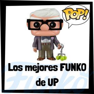 Los mejores FUNKO POP de UP - Funko POP de películas de Disney Pixar - Funko de películas de animación