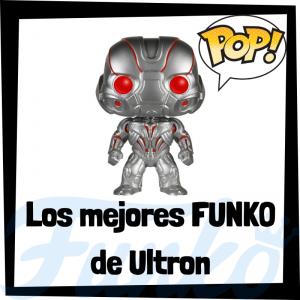 Los mejores FUNKO POP de Ultron - Funko POP de los Vengadores - Funko POP de personajes de Marvel
