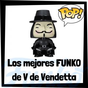 Los mejores FUNKO POP de V de Vendetta - FUNKO POP de películas