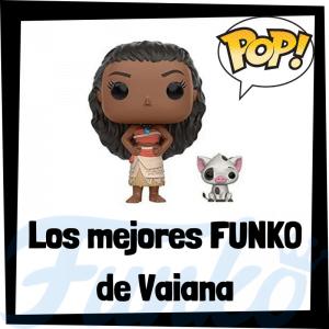 Los mejores FUNKO POP de Vaiana/Moana