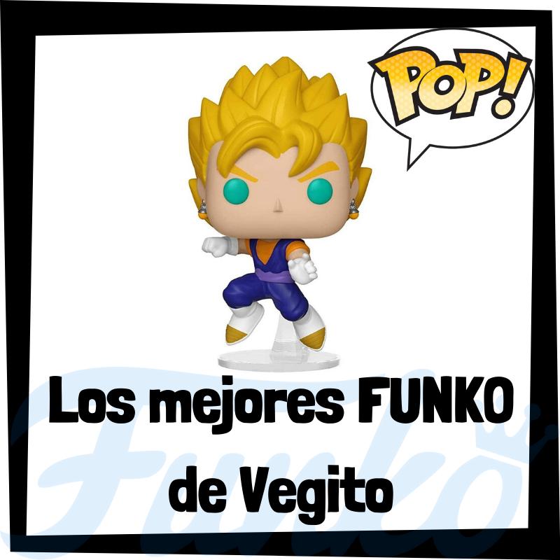 Los mejores FUNKO POP de Vegito
