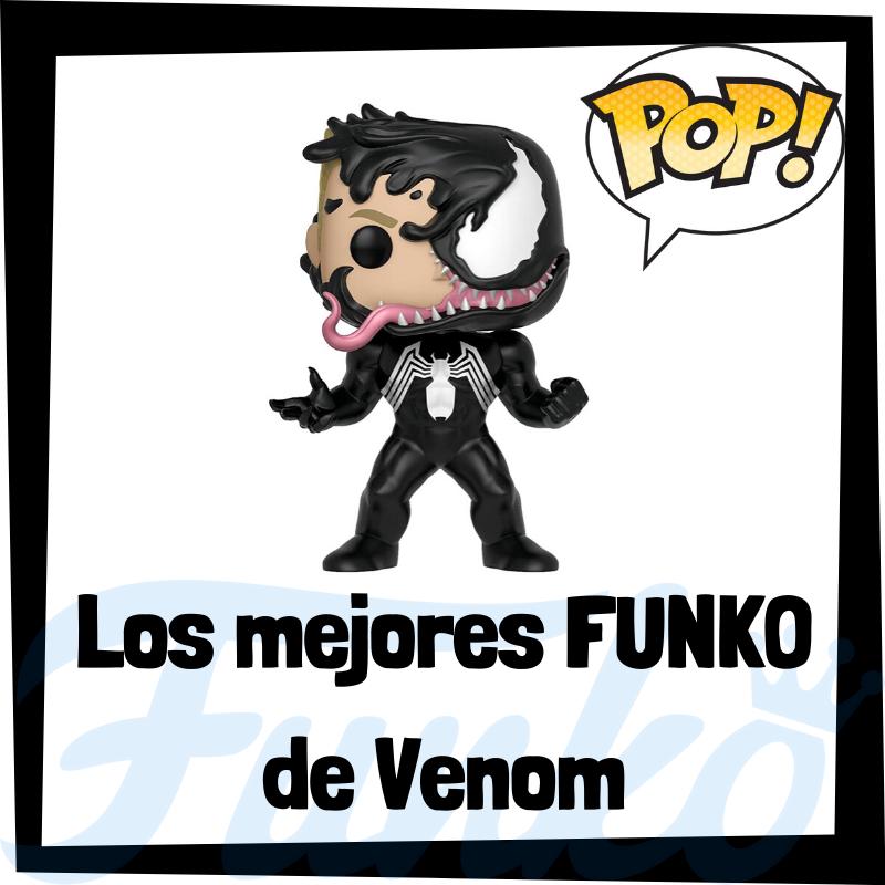 Los mejores FUNKO POP de Venom