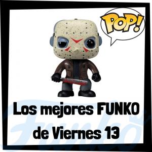 Los mejores FUNKO POP de Viernes 13 - Jason Voorhees - FUNKO POP de películas de terror