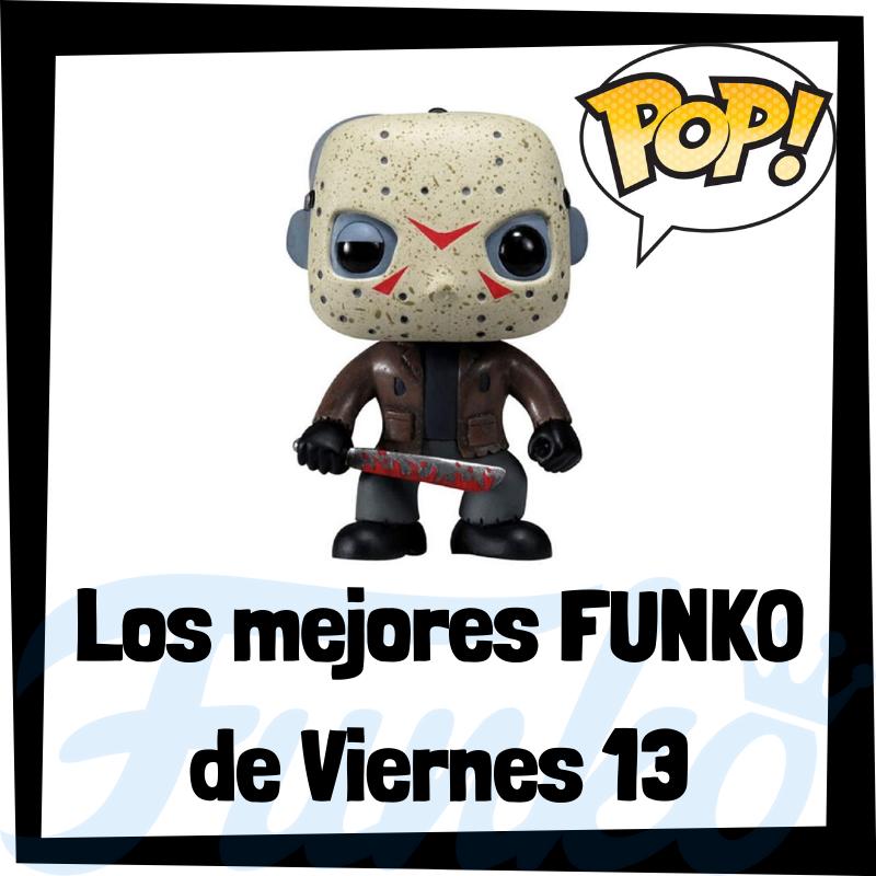 Los mejores FUNKO POP de Viernes 13