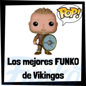 Los mejores FUNKO POP de Vikingos - Los mejores FUNKO POP de personajes de Vikings - Funko POP de series de televisión