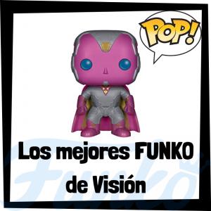 Los mejores FUNKO POP de Visión