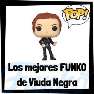 Los mejores FUNKO POP de Viuda Negra - Los mejores FUNKO POP de Black Widow - Funko POP de los Vengadores - Funko POP de personajes de Marvel