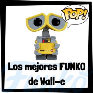 Los mejores FUNKO POP de Wall-e - Funko POP de películas de Disney Pixar - Funko de películas de animación