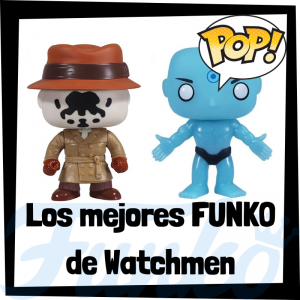 Los mejores FUNKO POP de Watchmen - Funko POP de DC - Funko POP de personajes de DC