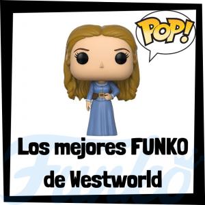 Los mejores FUNKO POP de Westworld - Los mejores FUNKO POP de personajes de Westworld - Funko POP de series de televisión