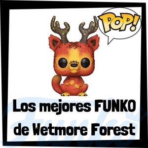 Los mejores FUNKO POP de Wetmore Forest - Funko POP de series de animación de dibujos animados