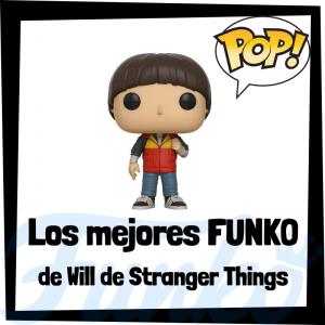 Los mejores FUNKO POP de Will de Stranger Things - Los mejores FUNKO POP del personaje de Will en Stranger Things - Funko POP de series de televisión