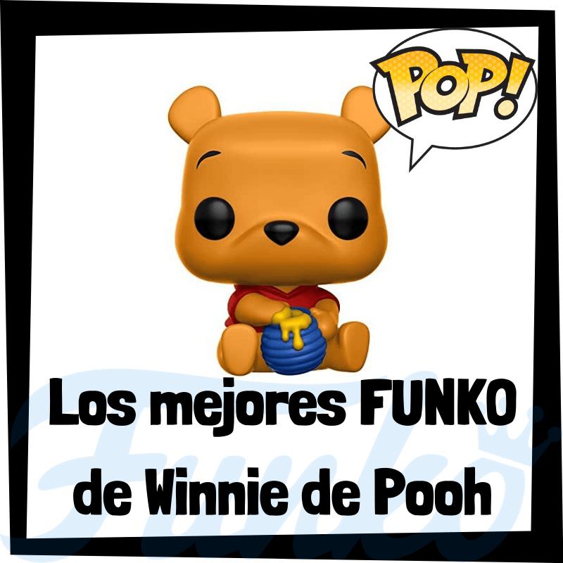 Los mejores FUNKO POP de Winnie de Pooh