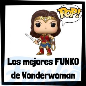 Los mejores FUNKO POP de Wonderwoman - Funko POP de la Liga de la Justicia - Funko POP de personajes de DC