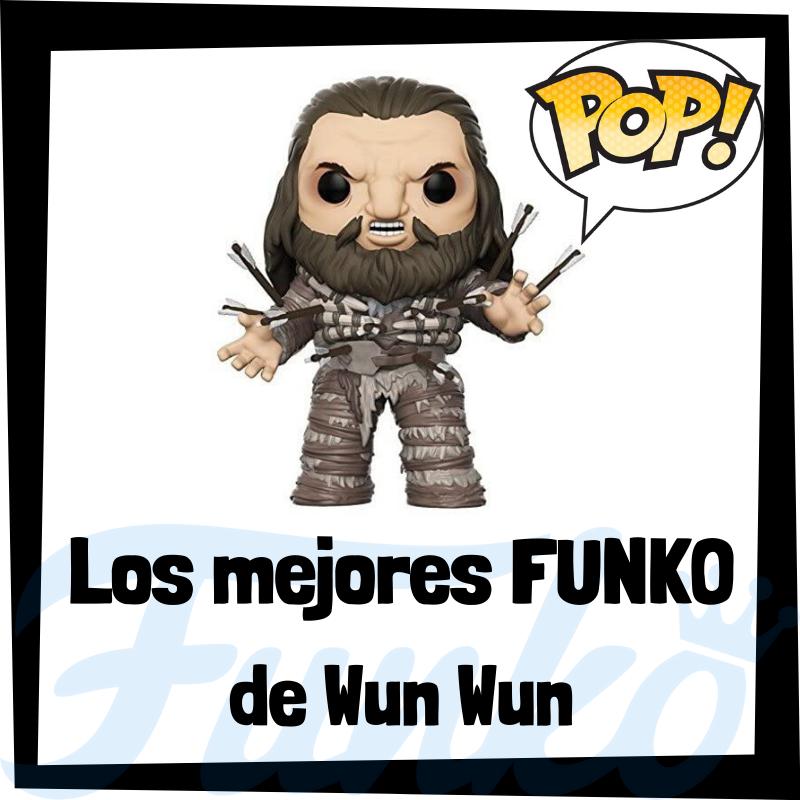 Los mejores FUNKO POP de Wun Wun de Juego de Tronos