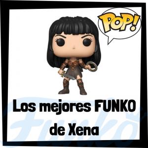 Los mejores FUNKO POP de Xena - Los mejores FUNKO POP de personajes de Xena, la princesa Guerrera - Funko POP de series de televisión