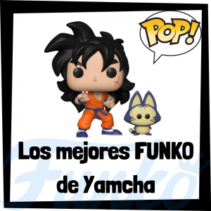 Los mejores FUNKO POP de Yamcha