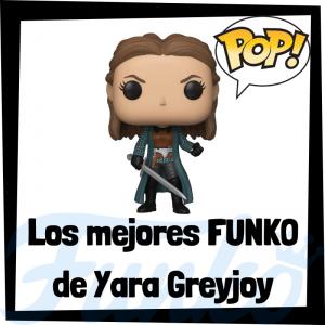 Los mejores FUNKO POP de Yara Greyjoy de Juego de Tronos - Los mejores FUNKO POP del personaje de Yara Greyjoy en Game of Thrones - Funko POP de series de televisión