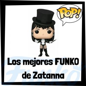 Los mejores FUNKO POP de Zatanna - Funko POP de la Liga de la Justicia - Funko POP de personajes de DC